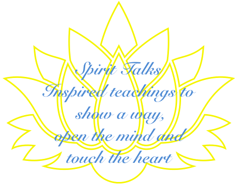 Spirit Talks, mediumship for courses, workshops in mediumship, based on knowledge, inspiration, evidence and philosophy. Working with the spirit world and our world.